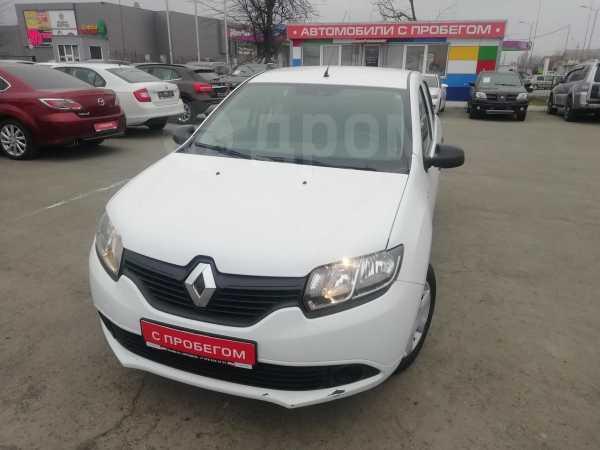 Renault Logan, 2016 год, 359 000 руб.