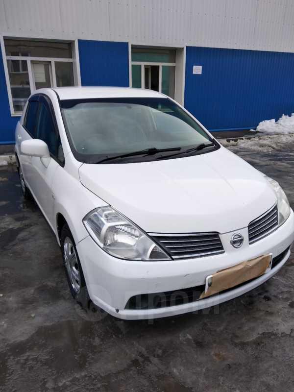 Nissan Tiida Latio, 2007 год, 335 000 руб.