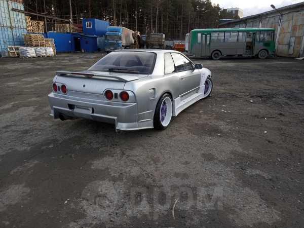 Nissan Skyline, 1989 год, 460 000 руб.