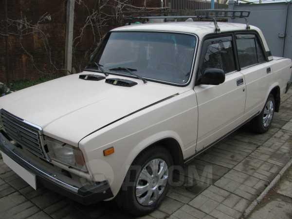Лада 2107, 1996 год, 50 000 руб.
