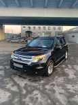 Ford Explorer, 2012 год, 770 000 руб.