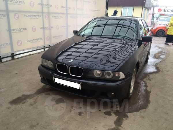 BMW 5-Series, 1998 год, 367 000 руб.