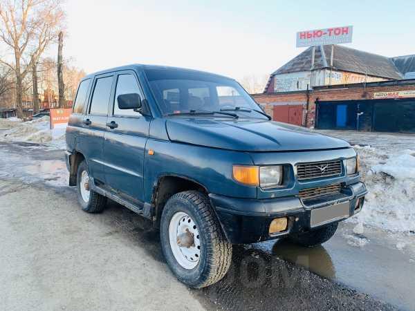 УАЗ Симбир, 2003 год, 165 000 руб.