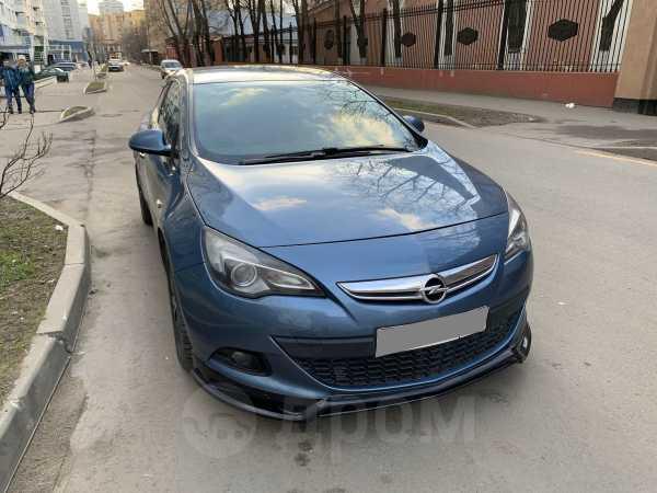 Opel Astra GTC, 2013 год, 470 000 руб.