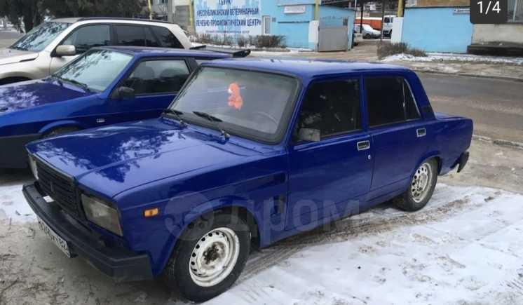 Лада 2107, 1986 год, 51 999 руб.
