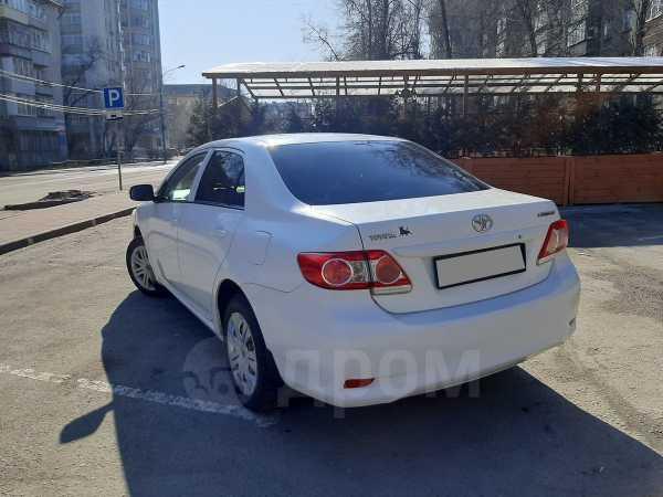 Toyota Corolla, 2011 год, 605 000 руб.