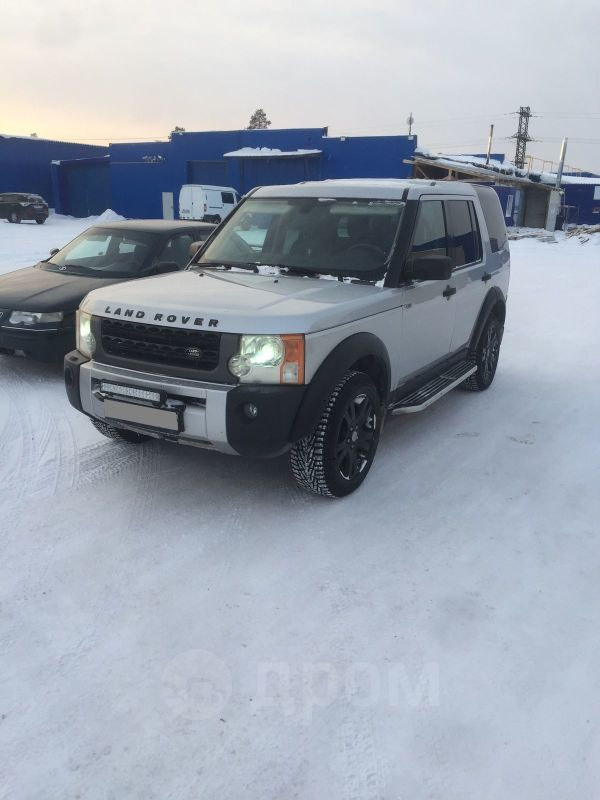 Land Rover Discovery, 2005 год, 600 000 руб.