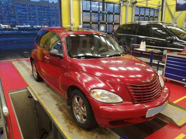 Chrysler PT Cruiser, 2001 год, 180 000 руб.