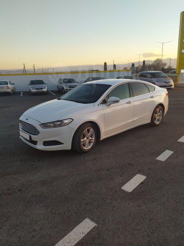 Ford Mondeo, 2015 год, 790 000 руб.