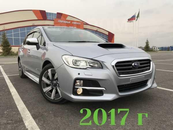 Subaru Levorg, 2017 год, 1 158 000 руб.