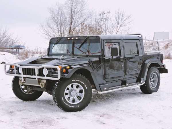 Hummer H1, 1993 год, 3 500 000 руб.