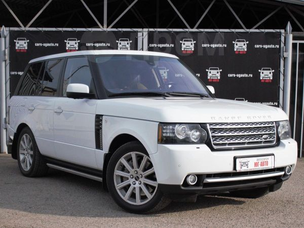Land Rover Range Rover, 2011 год, 1 149 000 руб.