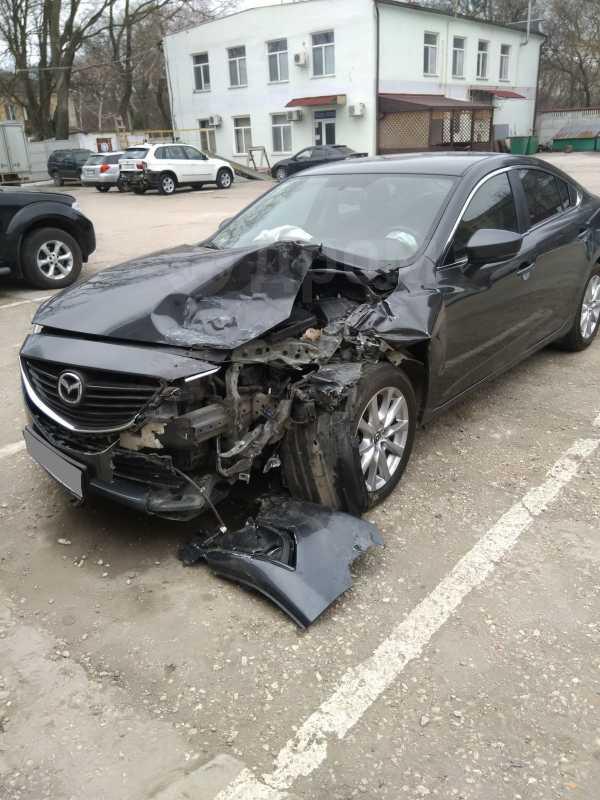 Mazda Mazda6, 2017 год, 900 000 руб.