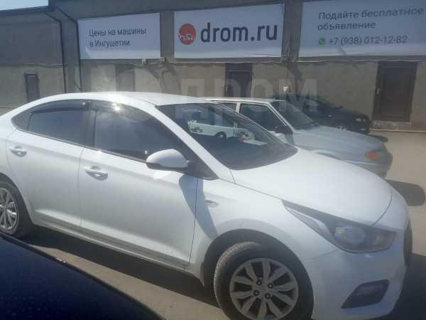 Hyundai Solaris, 2019 год, 820 000 руб.
