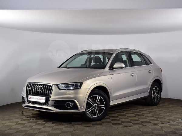 Audi Q3, 2013 год, 1 055 000 руб.