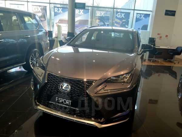 Lexus NX300, 2020 год, 3 757 000 руб.
