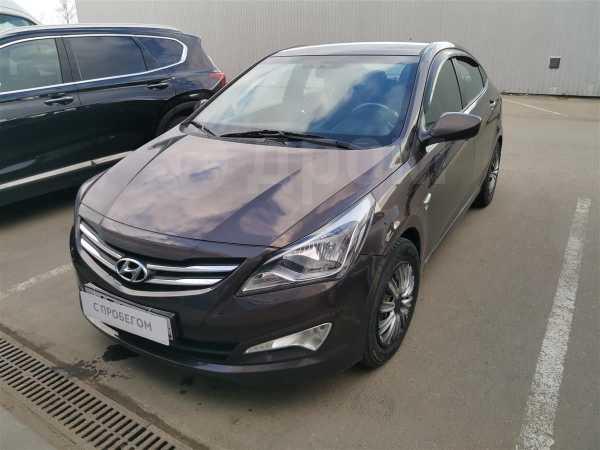 Hyundai Solaris, 2016 год, 579 000 руб.