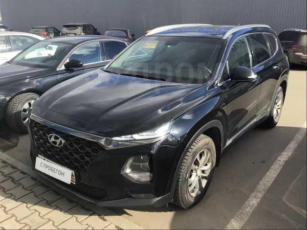 Hyundai Santa Fe, 2018 год, 2 149 000 руб.