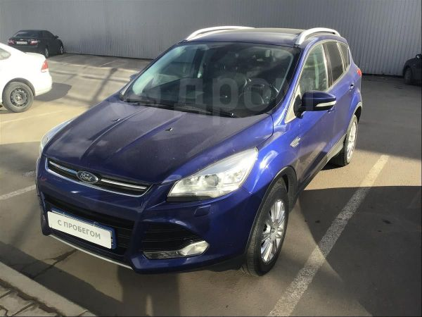 Ford Kuga, 2016 год, 899 000 руб.