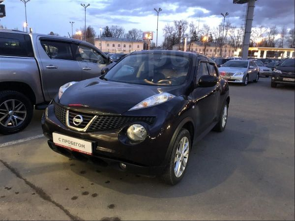 Nissan Juke, 2013 год, 629 000 руб.