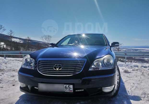 Toyota Crown Majesta, 2004 год, 850 000 руб.