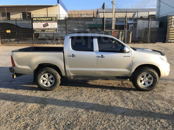 Toyota Hilux Pick Up, 2011 год, 1 200 000 руб.
