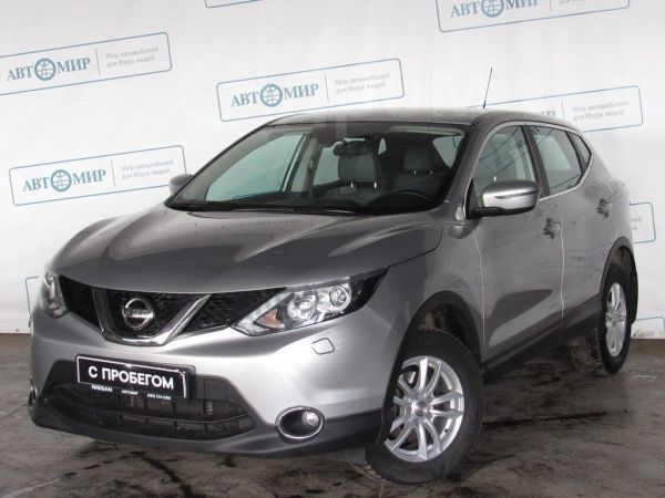 Nissan Qashqai, 2014 год, 870 000 руб.