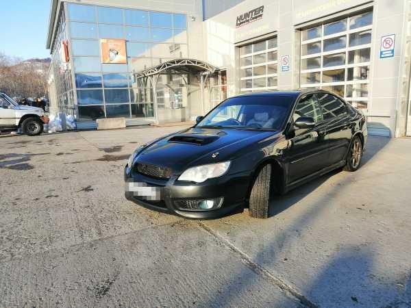 Subaru Legacy B4, 2007 год, 400 000 руб.