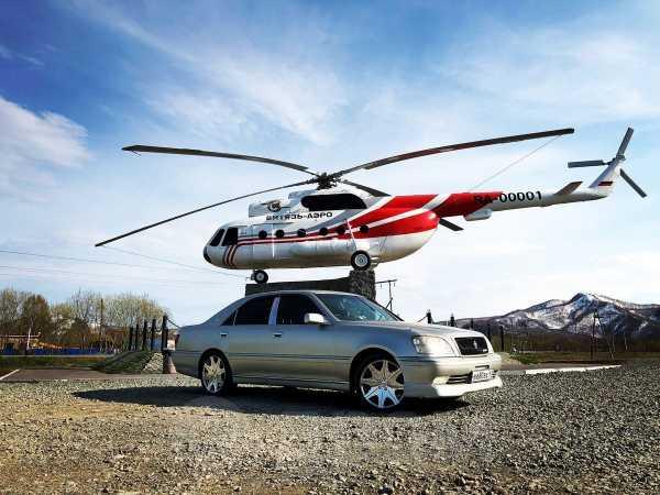 Toyota Crown, 2001 год, 470 000 руб.