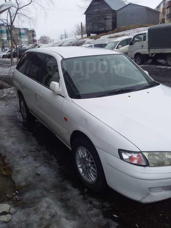 Mazda Capella, 2002 год, 130 000 руб.