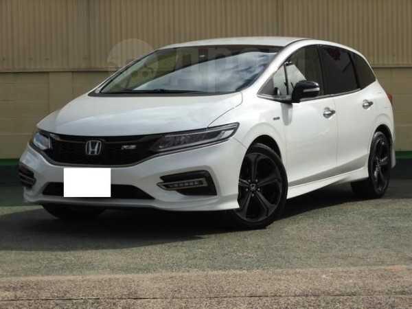 Honda Jade, 2018 год, 599 000 руб.
