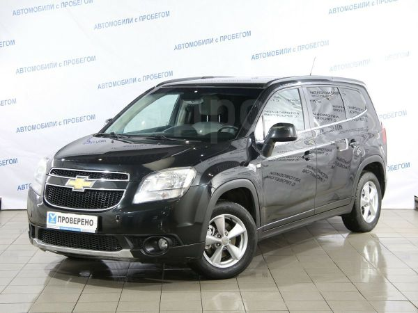 Chevrolet Orlando, 2013 год, 749 000 руб.