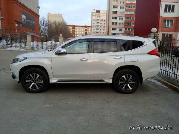 Mitsubishi Pajero Sport, 2018 год, 2 650 000 руб.