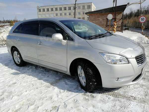 Toyota Mark X Zio, 2009 год, 699 000 руб.