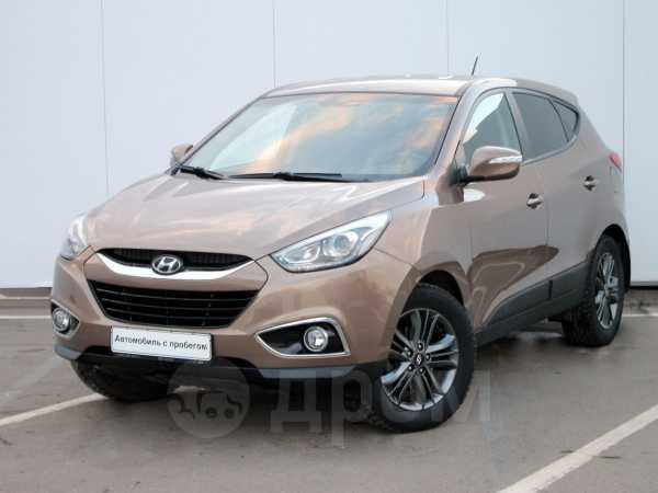 Hyundai ix35, 2015 год, 1 099 000 руб.