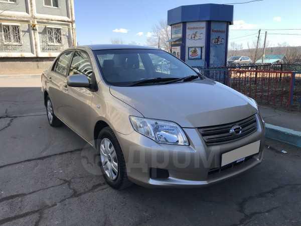 Toyota Corolla Axio, 2007 год, 450 000 руб.