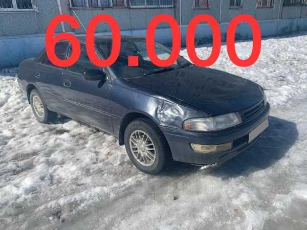 Toyota Carina, 1993 год, 68 000 руб.