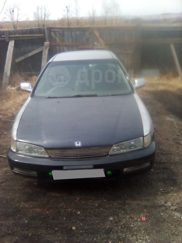 Honda Accord, 1996 год, 110 000 руб.