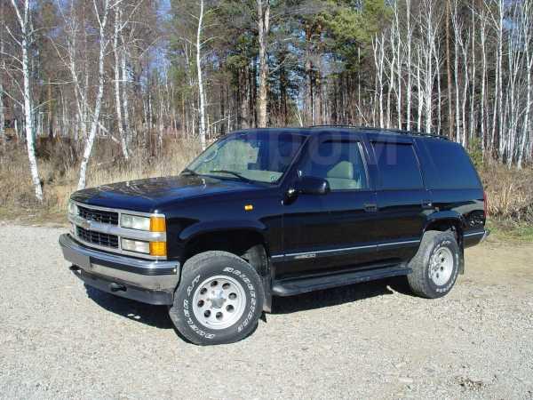 Chevrolet Tahoe, 1996 год, 490 000 руб.