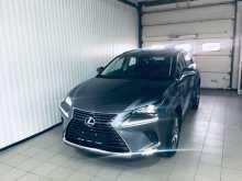Улан-Удэ Lexus NX200 2020