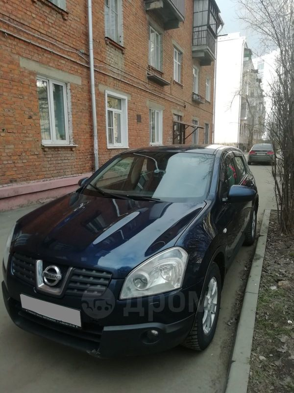Nissan Qashqai, 2007 год, 420 000 руб.