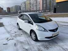 Красноярск Honda Fit 2008
