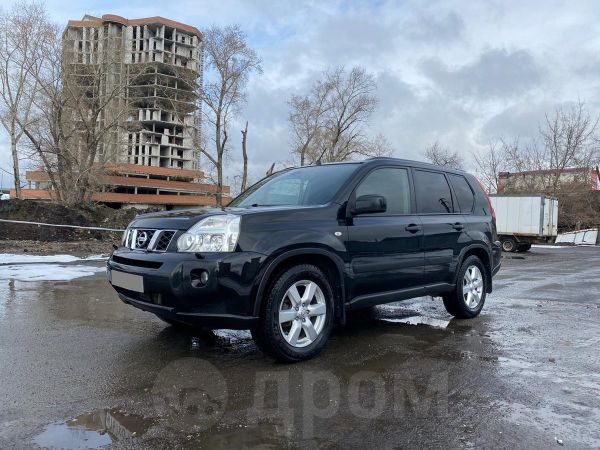 Nissan X-Trail, 2007 год, 570 000 руб.