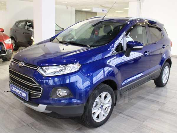 Ford EcoSport, 2014 год, 669 000 руб.