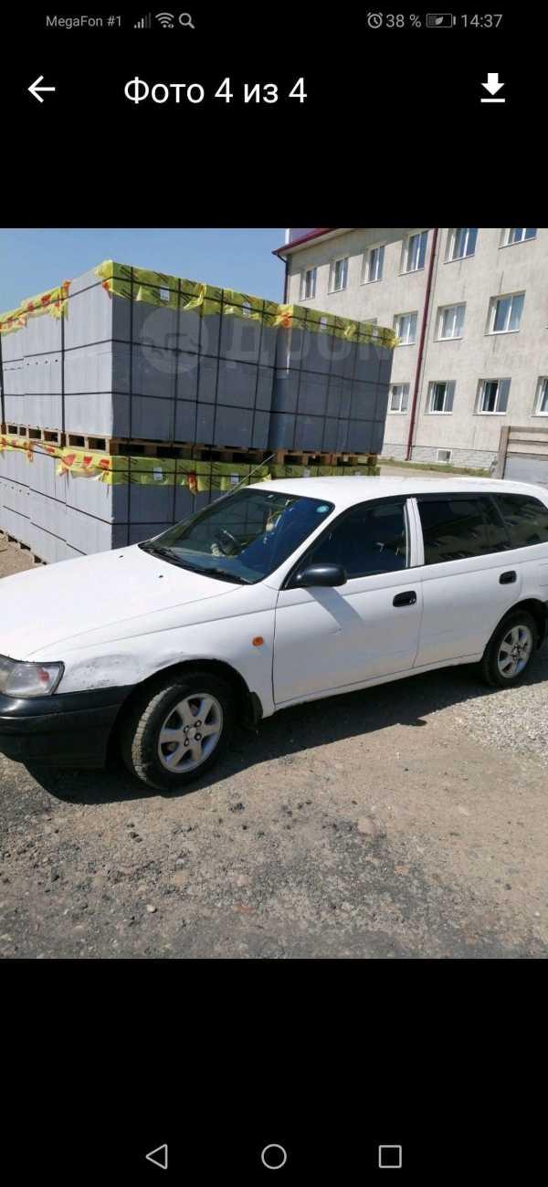 Toyota Caldina, 2000 год, 160 000 руб.