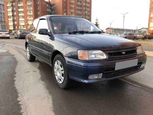 Toyota Starlet, 1994 год, 170 000 руб.