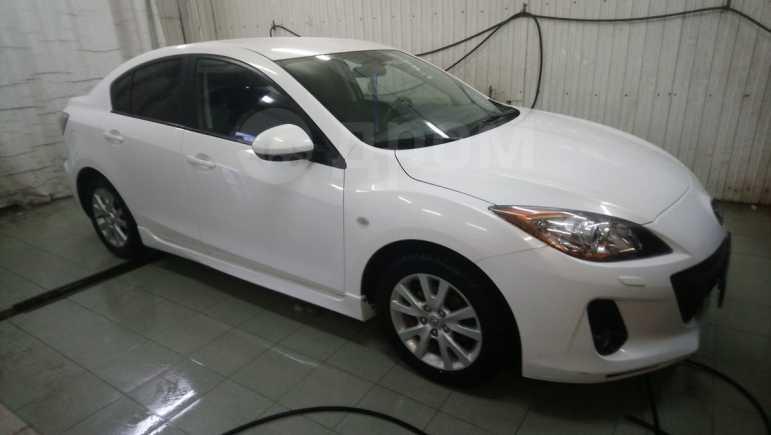 Mazda Mazda3, 2012 год, 615 000 руб.