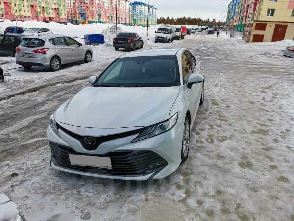 Toyota Camry, 2019 год, 2 600 000 руб.
