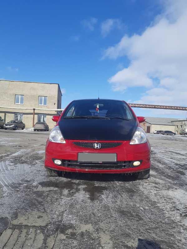Honda Jazz, 2008 год, 330 000 руб.