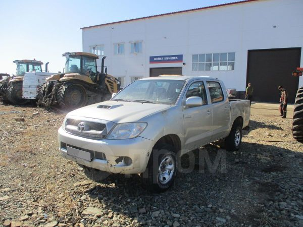 Toyota Hilux Pick Up, 2010 год, 620 000 руб.